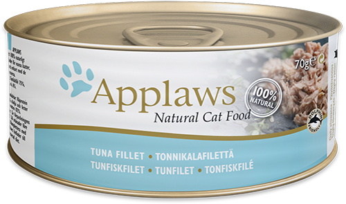 Cat Tins Tuna Fillet